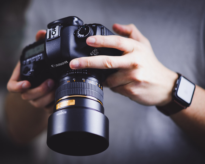 Photography and Videography for Social Media