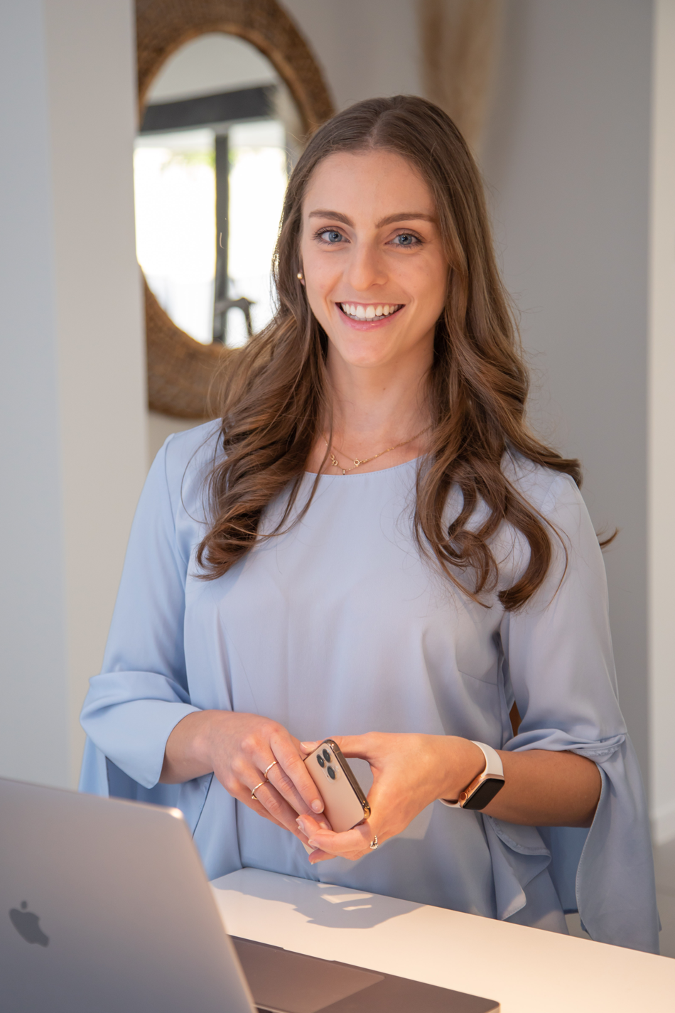 Crunchy Social Founder and Marketing Consultant, Claire
